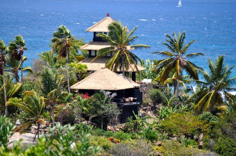 Richard Branson Necker Island