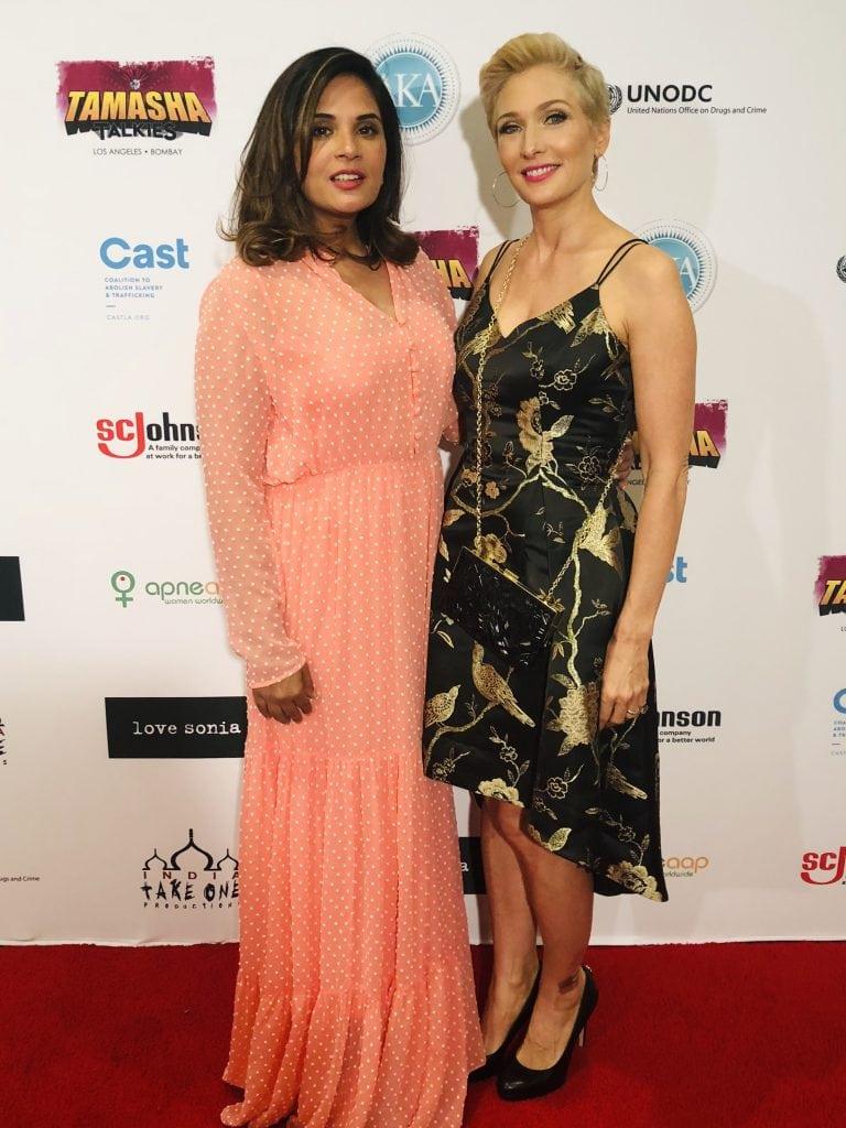 Richa Chadda and Amber Kelleher-Andrews: Love Sonia Movie