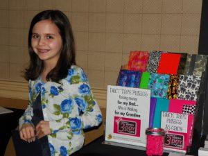 Gina Upholzer_Kelleher International Scholarship Winner