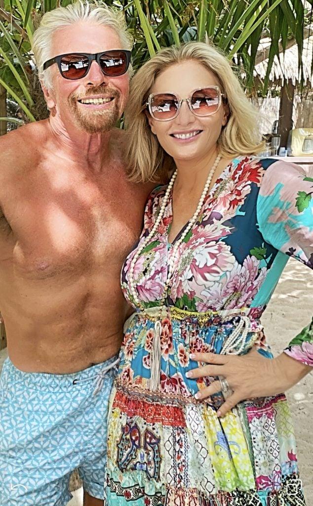 Amber and Richard